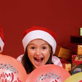 Specialty Balloon Printers The Top 25 Christmas Decoration Ideas That Will Make Santa Proud
